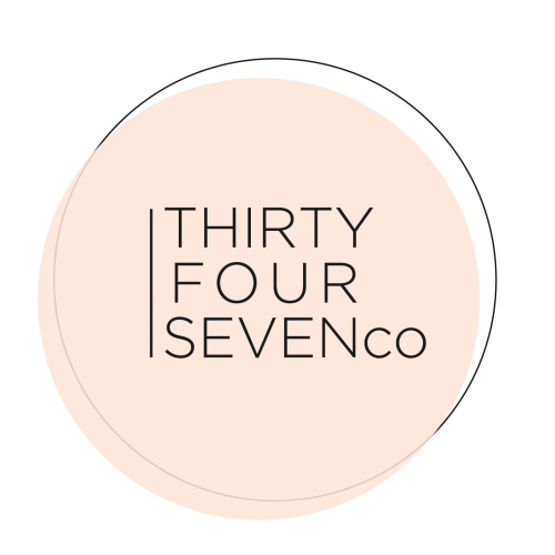 Thirty4seven - logo